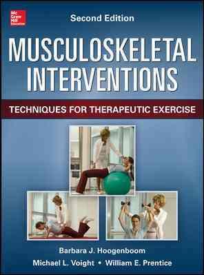 Musculoskeletal Interventions By Hoogenboom, Barbara/ Voight, Michael/ Prentice, William