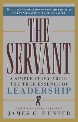 The Servant By Hunter, James C.
