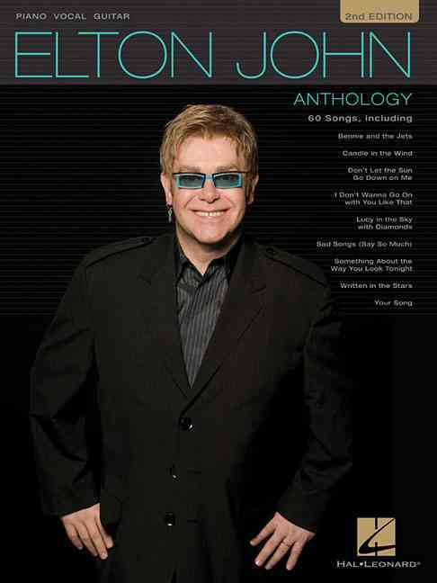 Elton John Anthology By Elton, John/ John, Elton